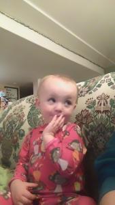 My sweet Zoey